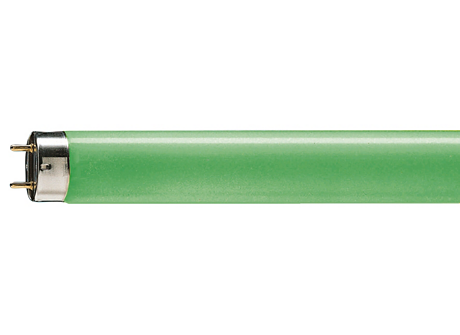 TL-D Colored 58W Green 1SL/25