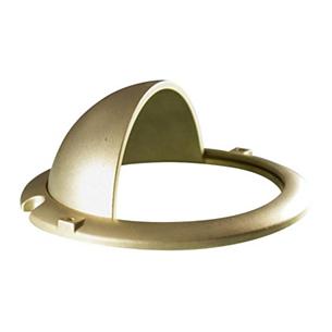Cast Bronze Half Dome (I15HDN), Landscape Accessories