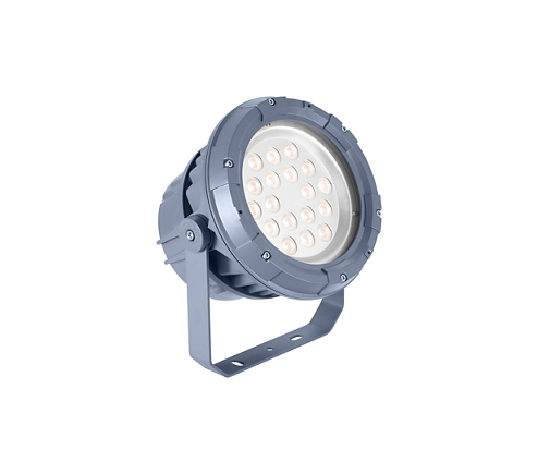 BVP322 18LED 30K 220V 40 DMX