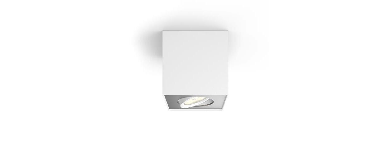 Plus l'intensité lumineuse est réduite plus la couleur est chaude