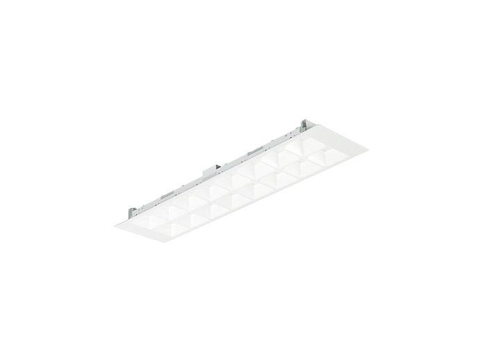 Встраиваемый светодиодный светильник PowerBalance 2 поколения RC460B/RC461B (модель для открытых профилей потолков)