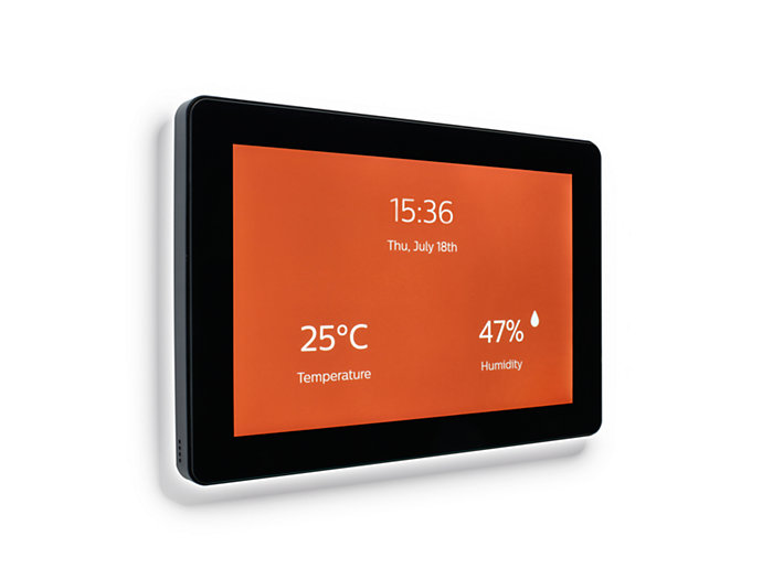 Philips Dynalite Touchscreen PDTS Beauty Shot