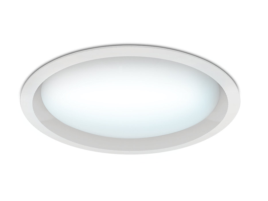 A dimmable high-performance indoor LED downlight