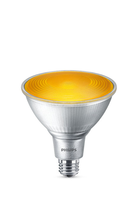 Luz LED durable con rayo brillante y enfocado