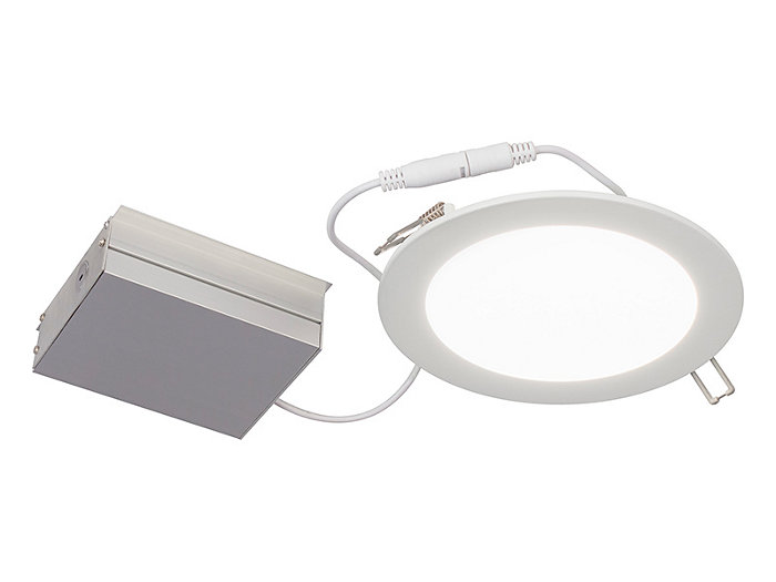 LIG Flat Downlight White