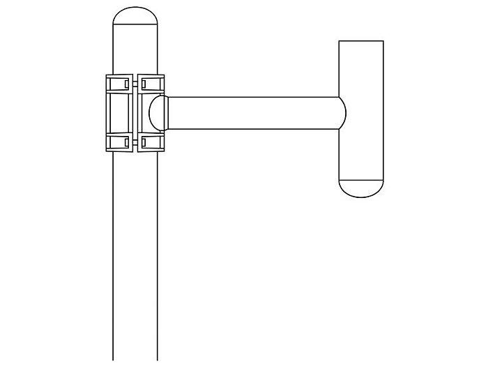 Bracket (M10)