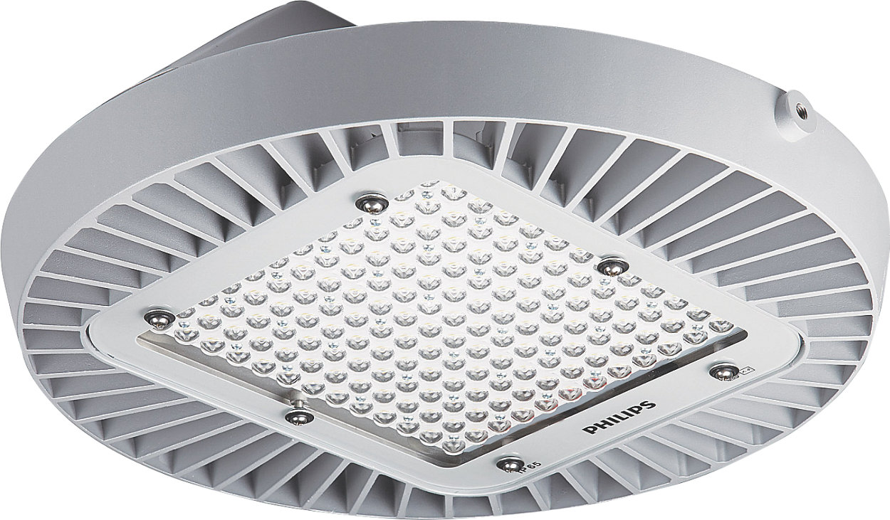 Aesthetic Circular high performance Highbay for Industrial , Airport Hangars etc