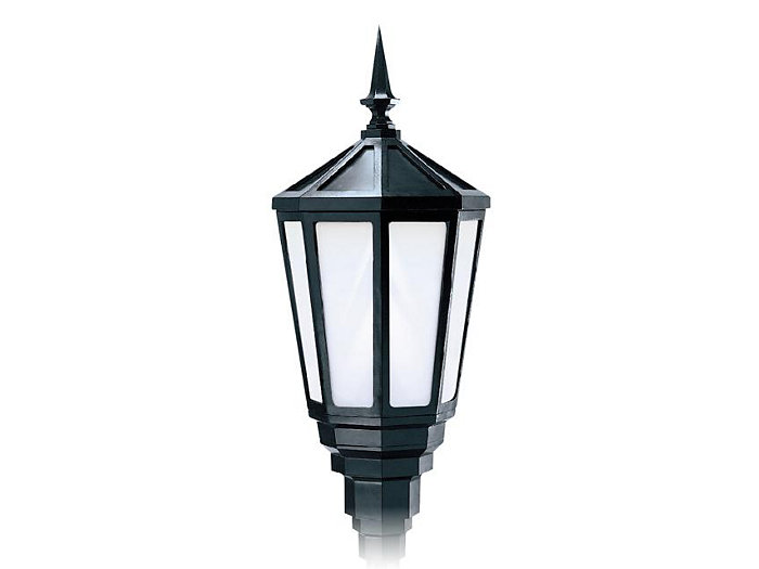 New London LED post top large (VX8911)