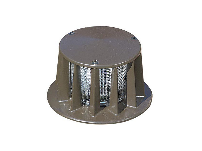 Beacon, Aluminum, 100W A19, Bronze, 120V