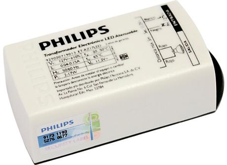 LED TRANSFORMER (127V 17W DIMMABLE)