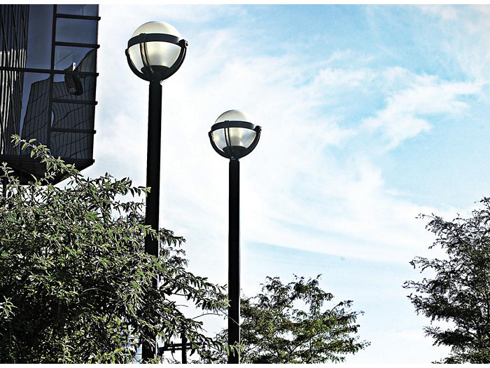 Zenith LED Post Top (Z12 & Z12A)-Application photo