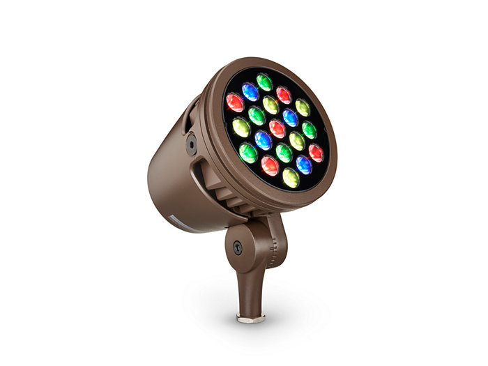 ColorBurst IntelliHue Powercore gen2 LED spotlight Landscape fixture