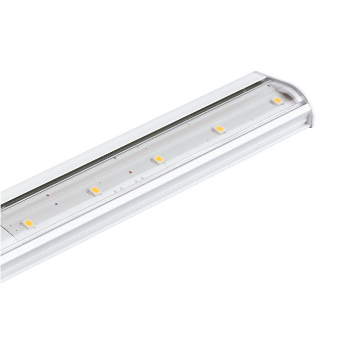 eW Profile Powercore – Dispositif LED de lumière blanche sous mobilier ultracompact