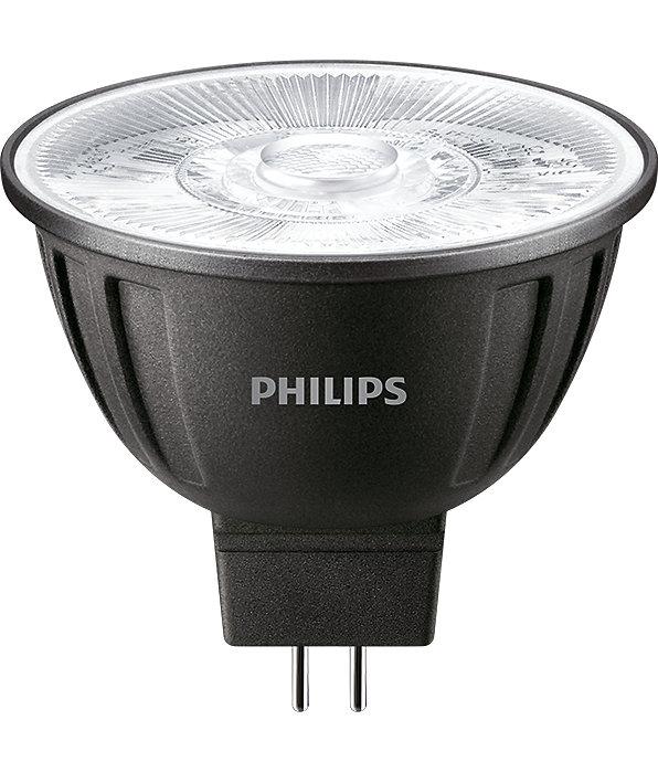 Khả năng chiếu sáng điểm hiệu suất cao để thay thế cho đèn chiếu điểm halogen MR16