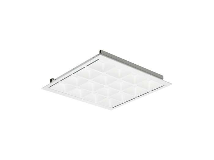 PowerBalance gen2 RC460B/RC461B recessed LED luminaire with air handling (visible profile ceiling version)