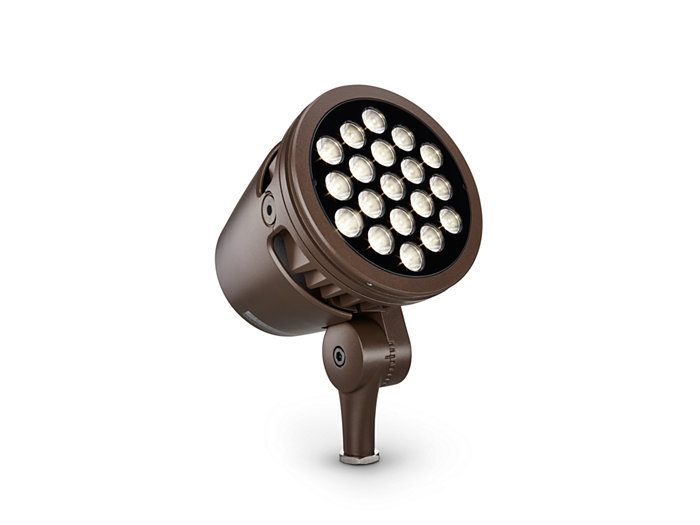 eW Burst Powercore gen2 LED spotlight Landscape fixture
