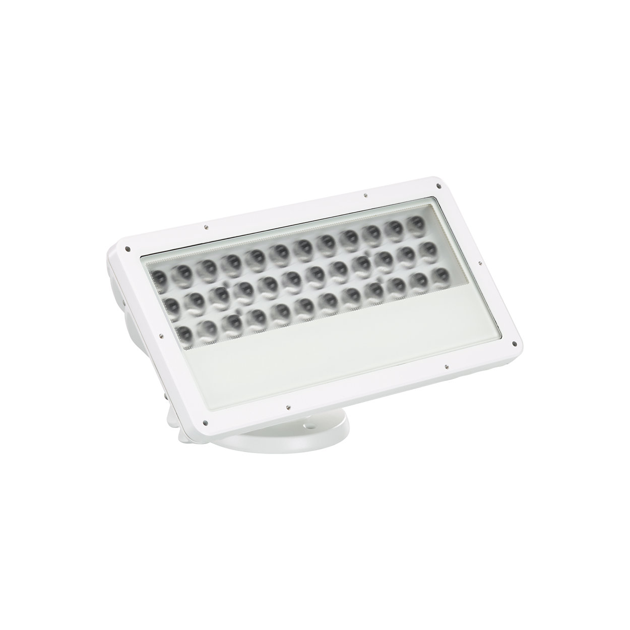 eW Blast Powercore gen4 - Customizable exterior LED wash fixture with solid white light
