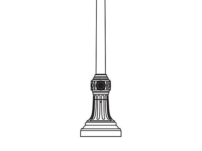 Anchor Base Post (785-)
