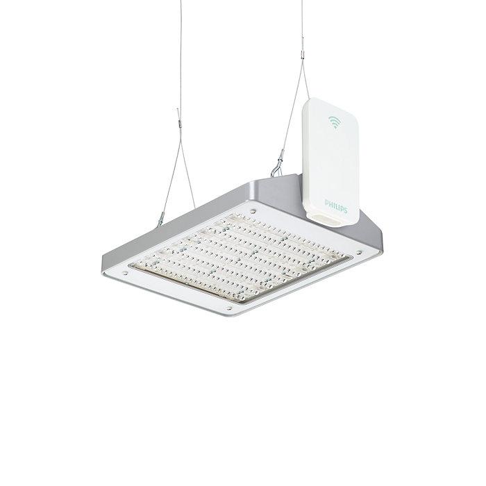 GreenWarehouse – ett trådlöst belysningssystem som ger dig kontroll över energibesparingarna