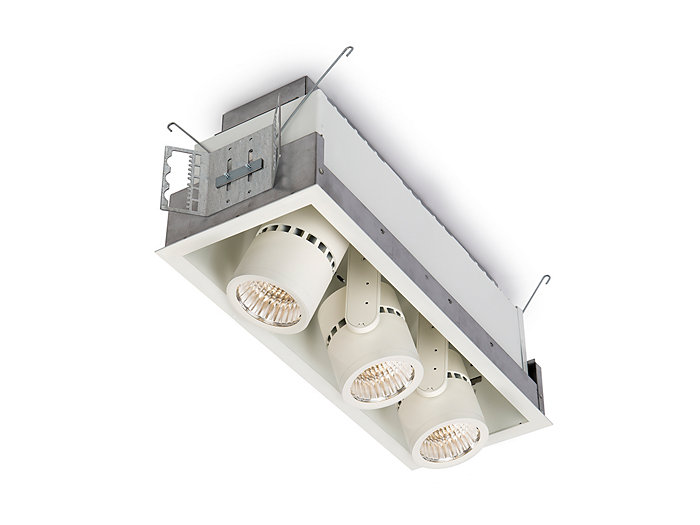 Alcyon LED Vertical Recessed Multiple