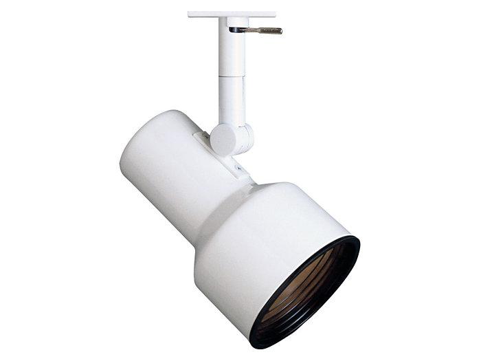 Step Cylinder Lytespan Track Head PAR30 White