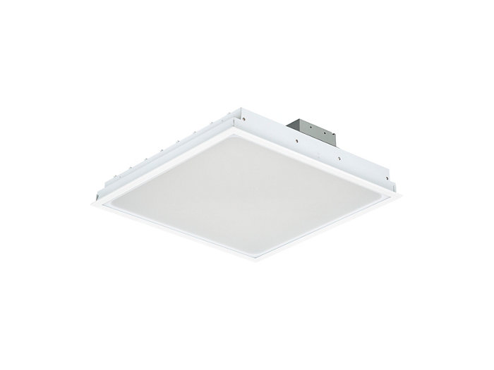 SmartBalance recessed RC480B LED luminaire, module size 600 (concealed profile or plaster ceiling version)