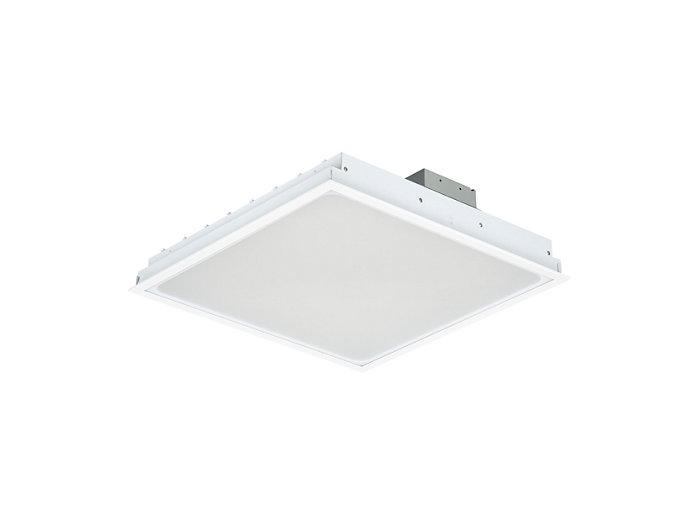 Luminária LED encastrada SmartBalance RC480B, tamanho do módulo 600 (versão de tecto de estuque ou com perfil oculto)