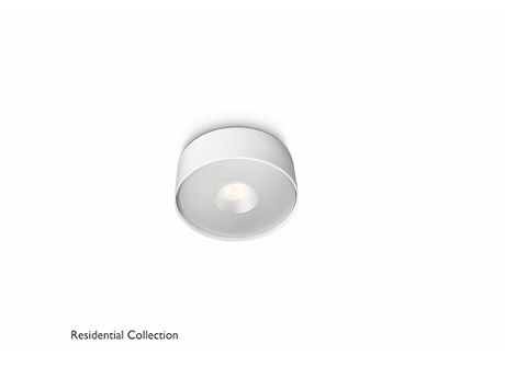 Syon ceiling lamp white 1x6W SELV
