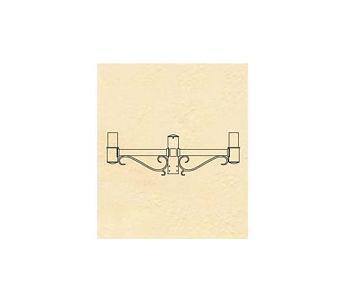 Post Top Bracket Arms (501S thru 503S)