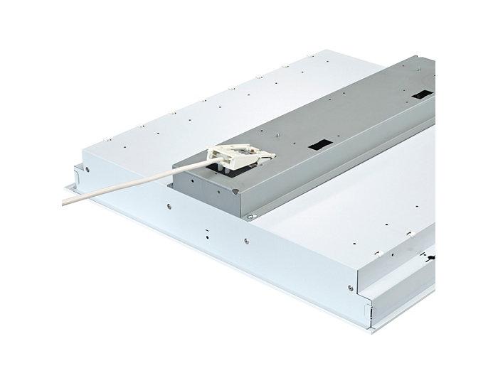 Conectores para facilidade de instalação