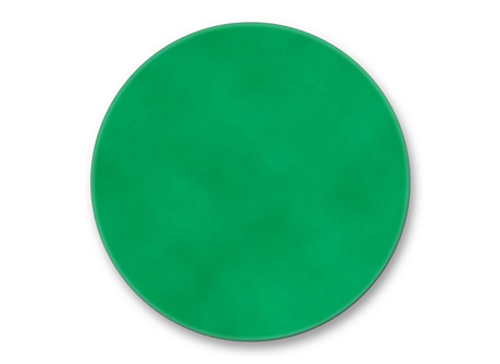 "2"" Dichroic Color Filter Primary Green"