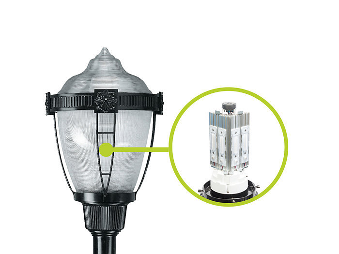 LumiLock LED - GX4, Replacement LED Engine, 64 LED, Type III / Type V, 3000K and 4000K