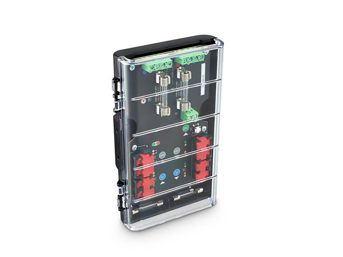 CM-150 CA DIN Rail 4-wire beauty shot
