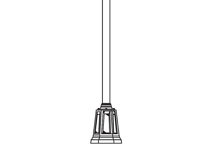 Anchor Base Post (395)