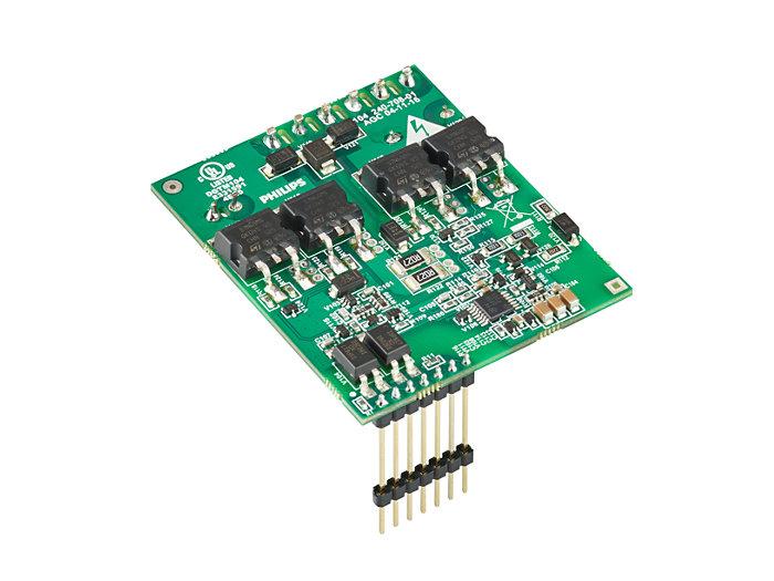 DGTM104 1 x 4 A Trailing edge dimmer module