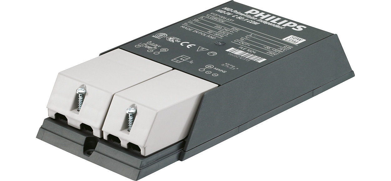 PrimaVision Compact (35 W, 50 W og 70 W) for CDM – høy kvalitet og robust ytelse