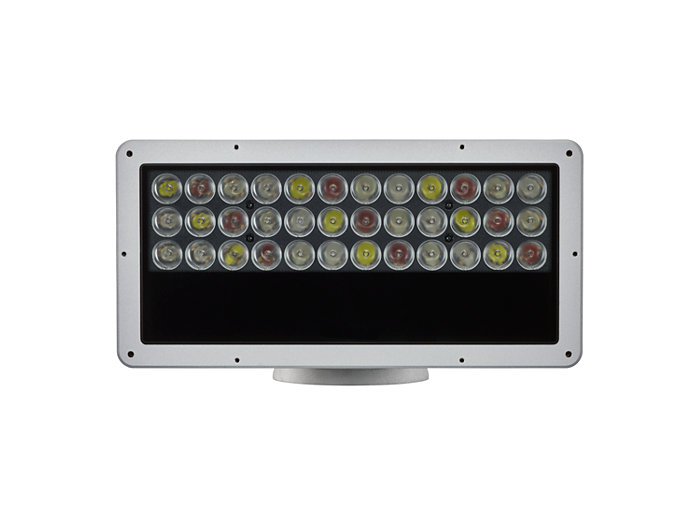 Blast IntelliHue Powercore gen4 surface-mounted LED fixture front view