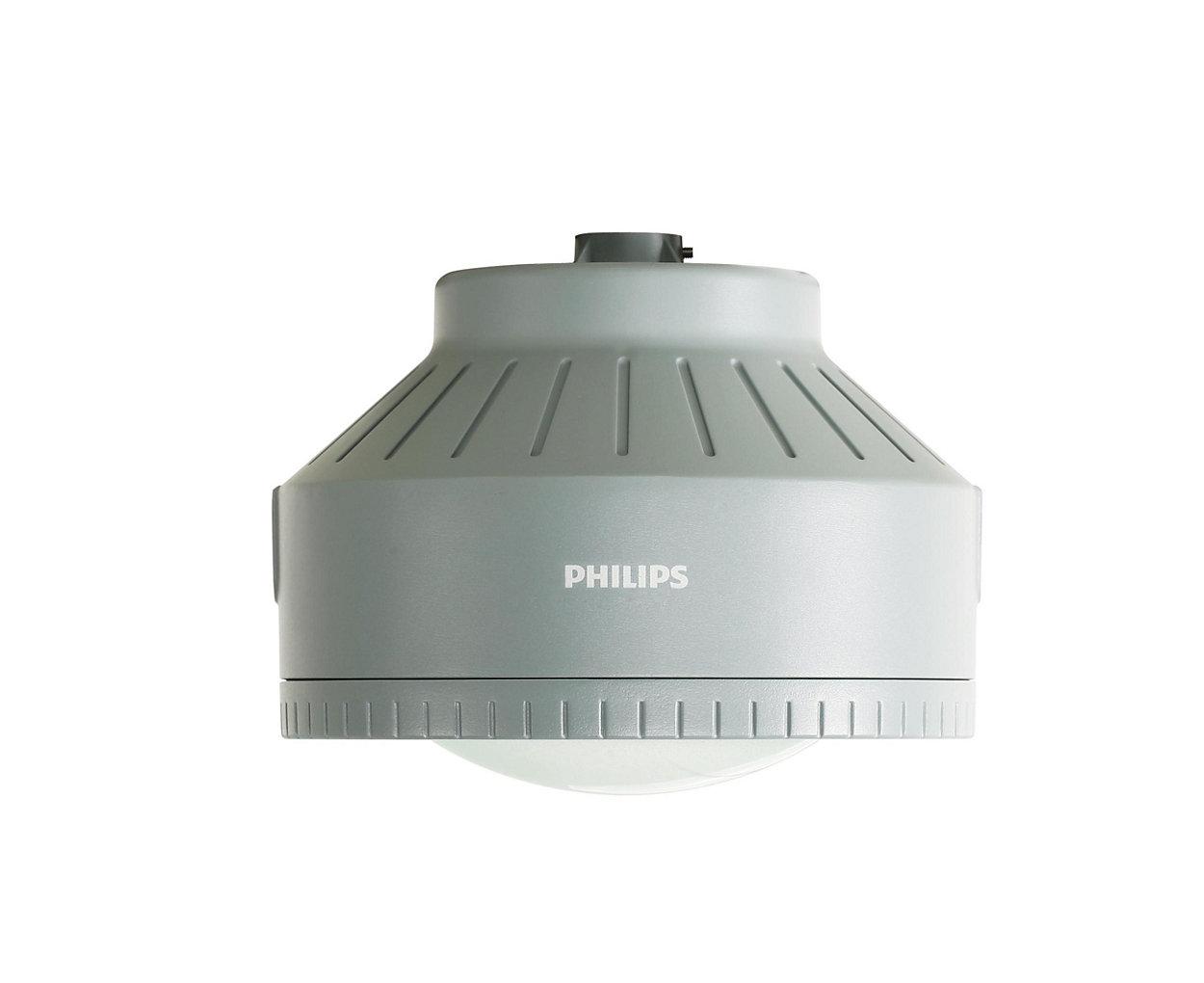Энергоэффективное осветительное оборудование для применения в промышленных и коммерческих предприятиях