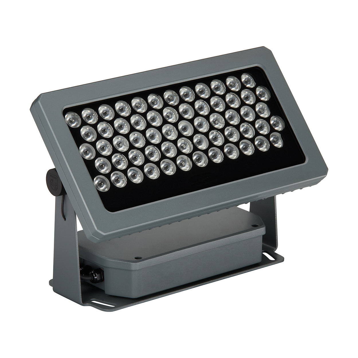 High power architectural LED flood light for demanding applications