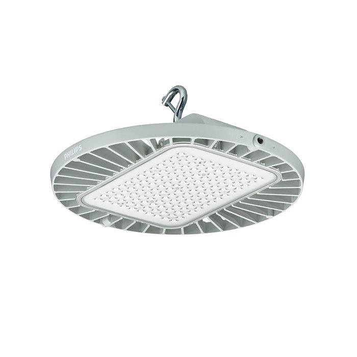 CoreLine Campana: excelente calidad de luz y ahorros de energía con menores costes de mantenimiento