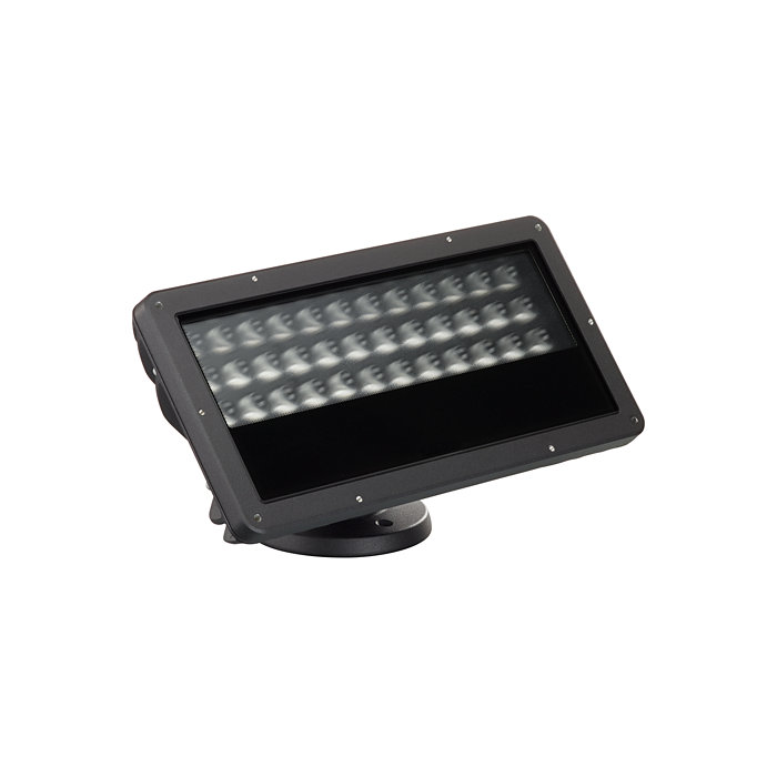 eW Blast Powercore gen4 - Customisable exterior LED wash fixture with solid white light