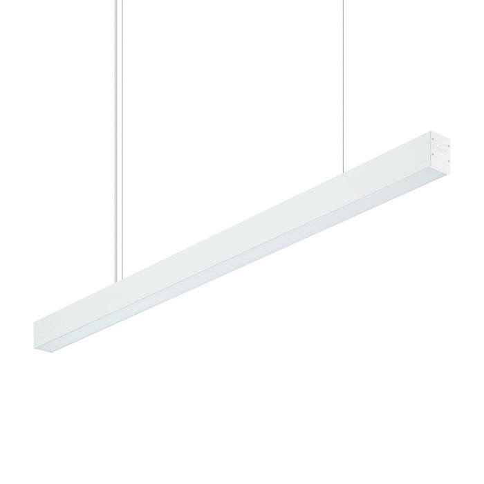 Simple and flexible solution to design modern light lines in professional and retail spaces
