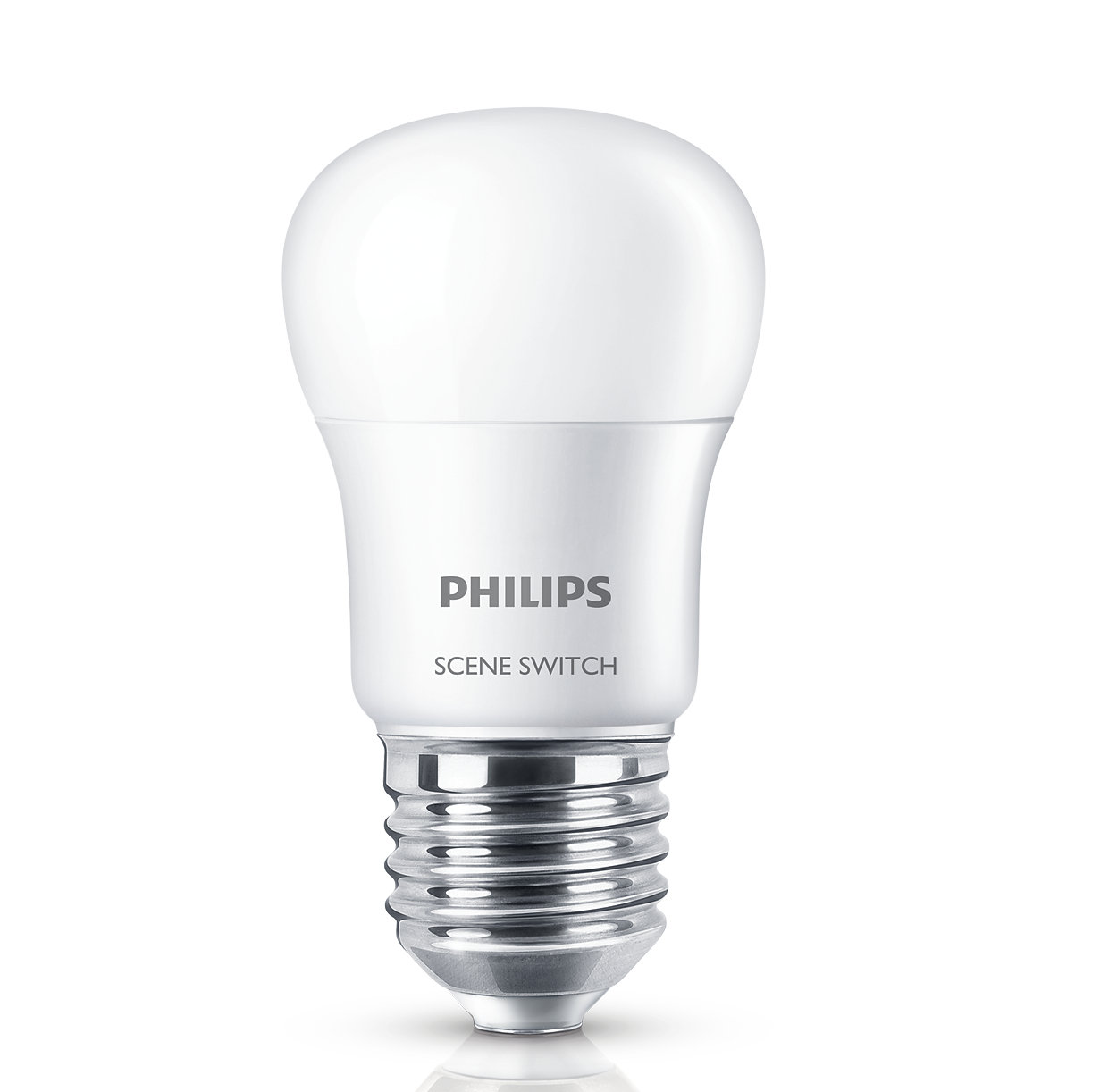 一個燈泡,兩種光線顏色