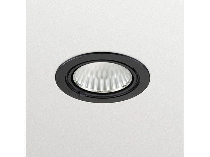 Downlight GreenSpace Accent orientável, totalmente encastrado