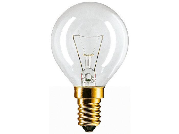 Ugnslampa klot P45