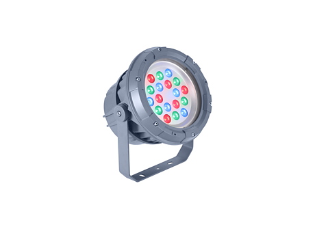 BVP322 18LED RGB 220V 15 DMX