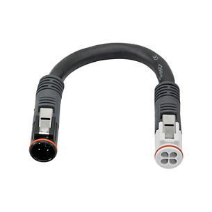 ZCS459 CONNECTOR BK UL
