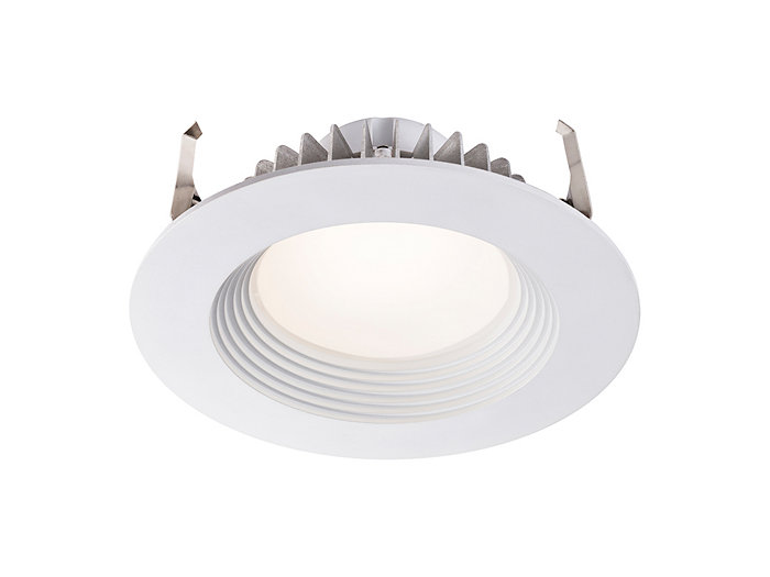 "6"" CorePro LED Downlight 1000lm 90 CRI 30K 120V WH"