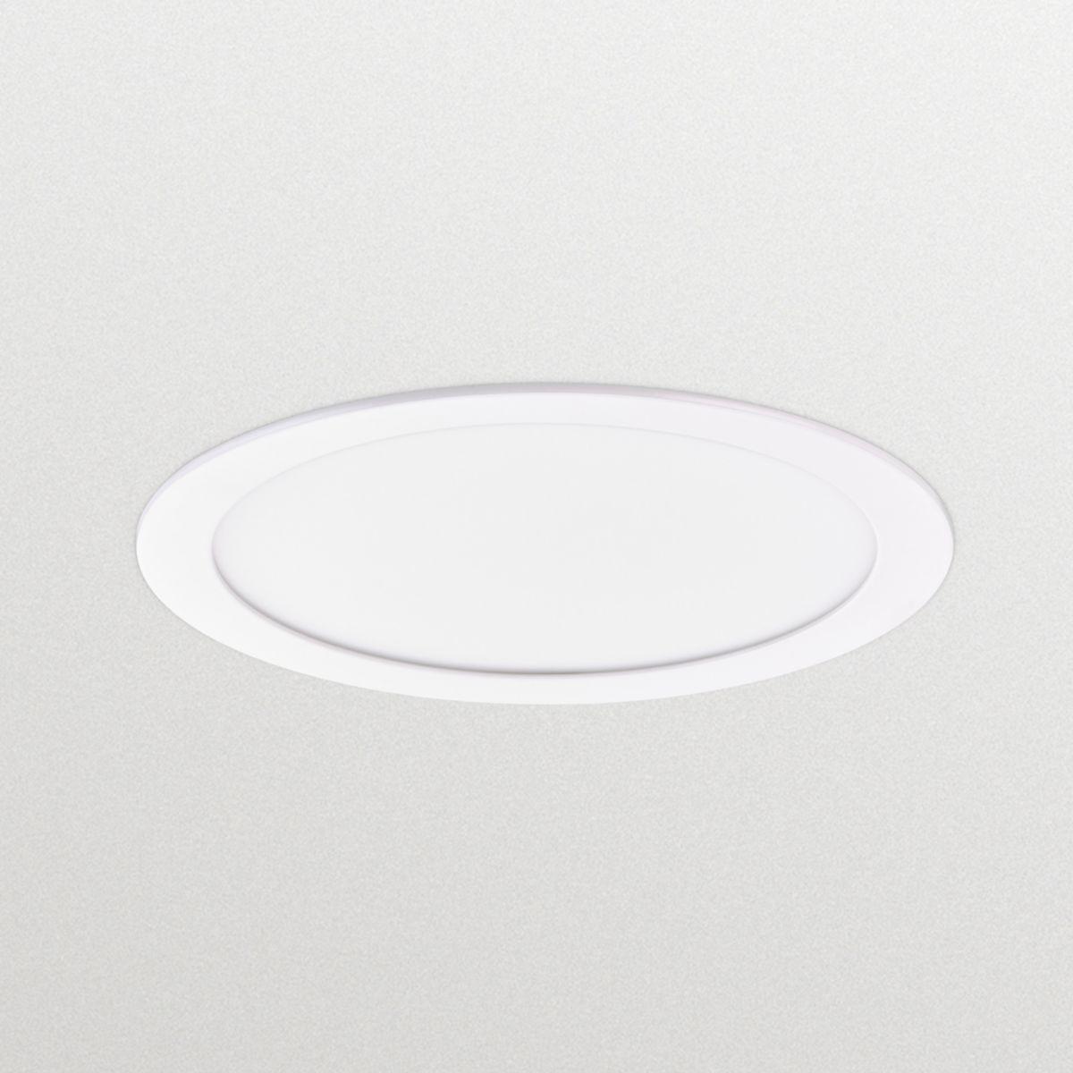 Plafoniere Led Philips : Dn b led s psu ii wh coreline slimdownlight philips lighting