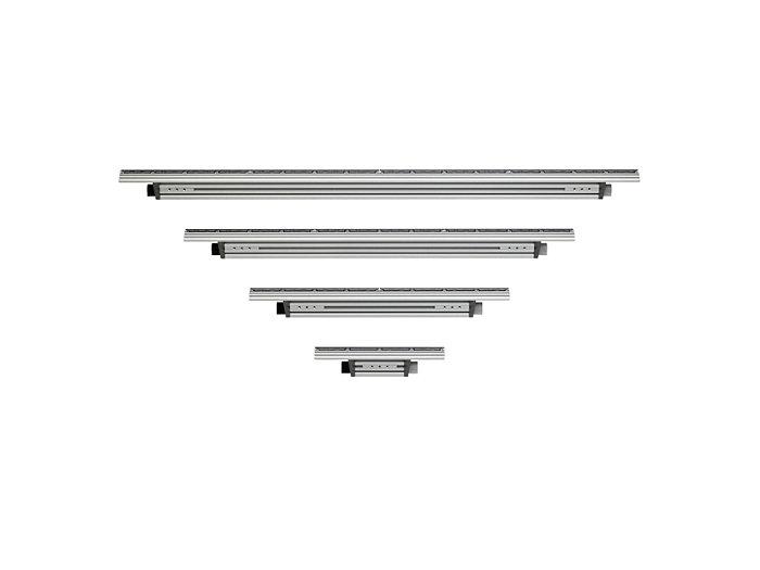 4 verschiedene Längen für eine flexible Anwendung